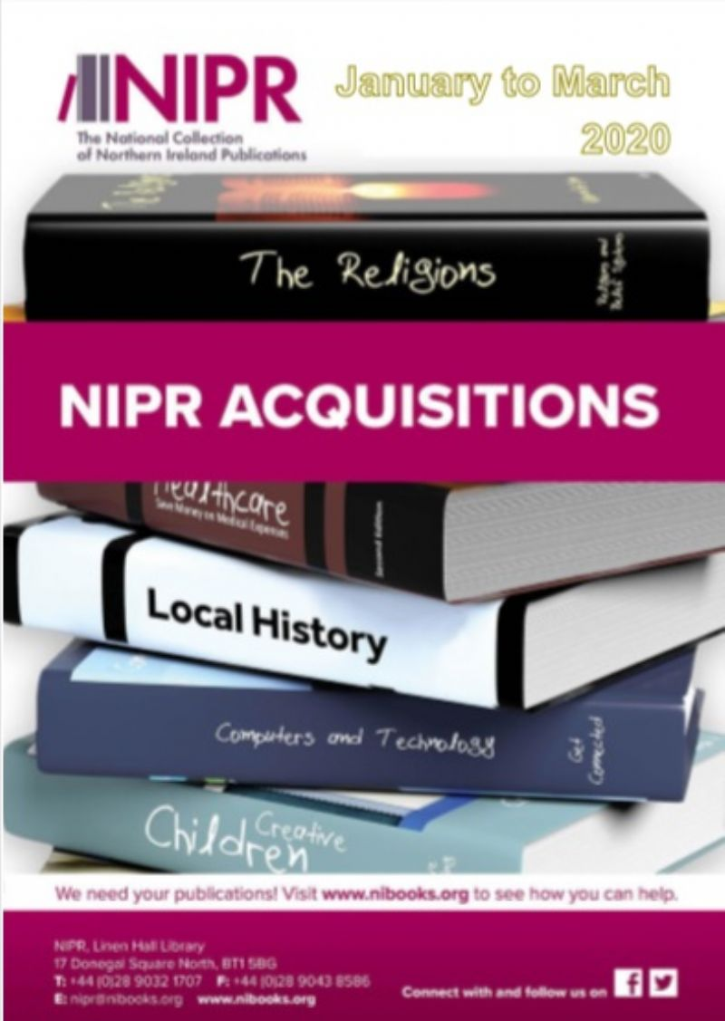 NIPR Catalogue image