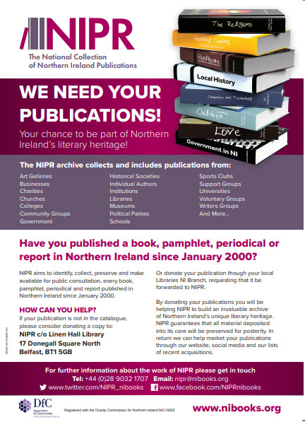 We need your publications