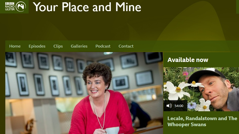 NIPR launches new website on BBC Radio Ulster